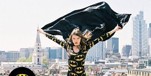 Batman Couture