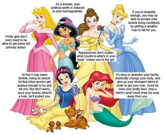 Walt Disney Princesses
