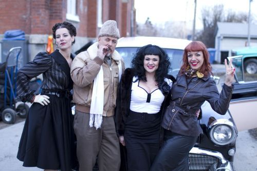 Burlesque Assassins