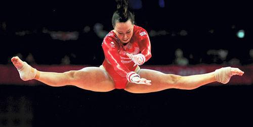 Beth Tweddle Gymnastics