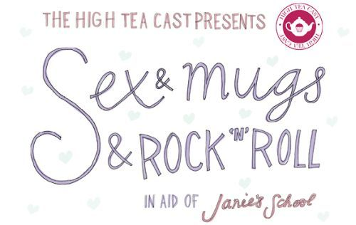 The High Tea Cast