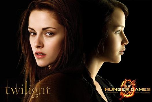 Twilight Hunger Games