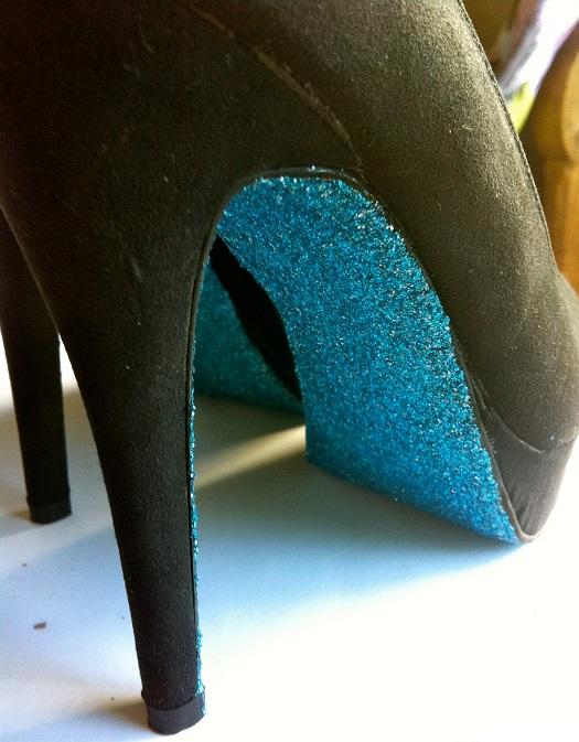 Burlesque High Heels