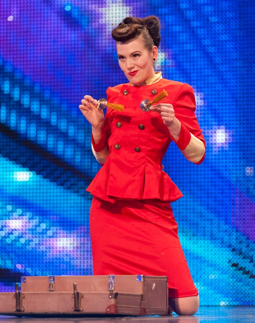 Britain's Got Talent Burlesque