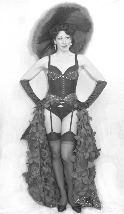 Gypsy Rose Lee Showgirl