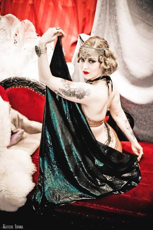 Burlesque Costumes Ideas