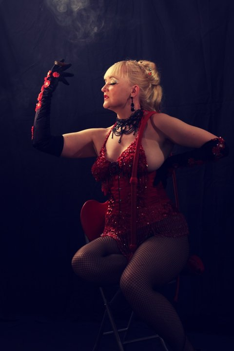 Madonna Burlesque