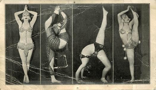30s Burlesque