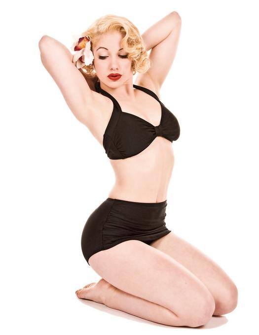 vintage swimwear for women