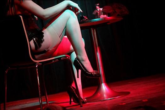 Burlesque Evening London