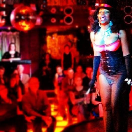 Burlesque Show Reviews