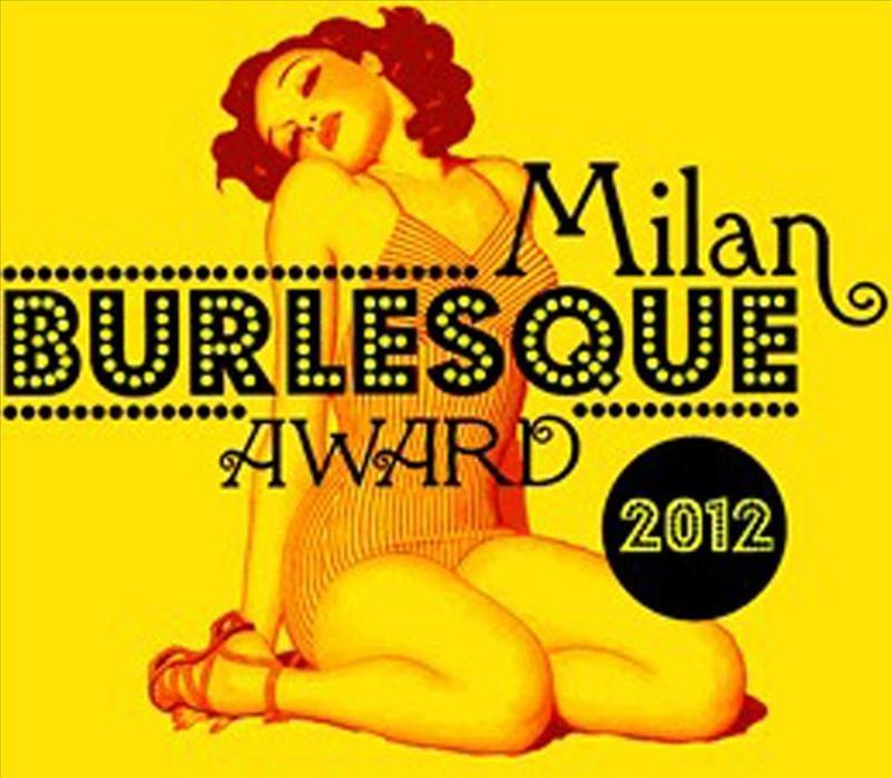 Milan Burlesque Award