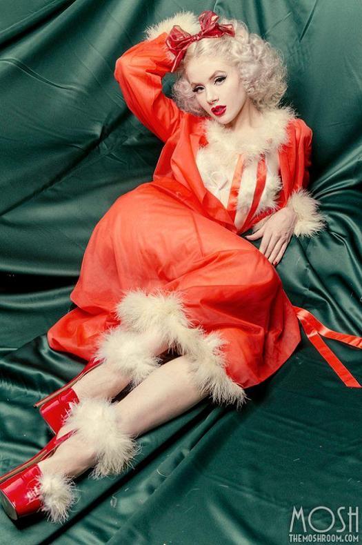 Burlesque Christmas