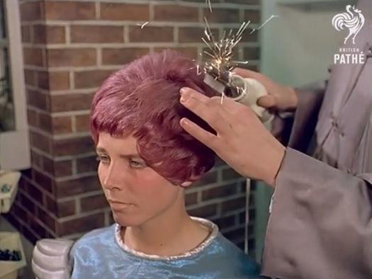 Space Age Hair