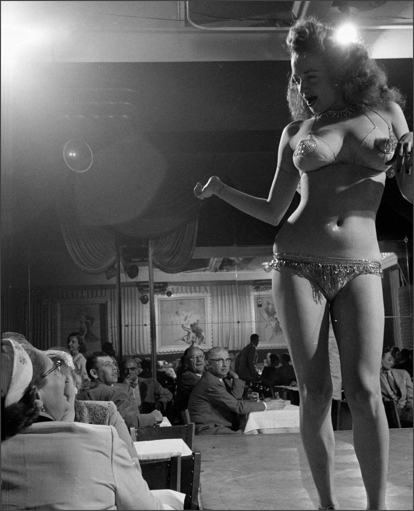 1960s Burlesque