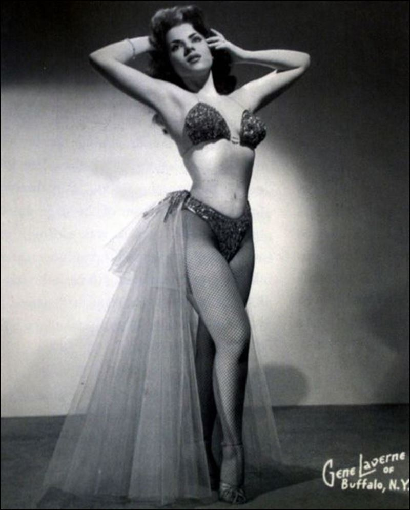 1970s Burlesque
