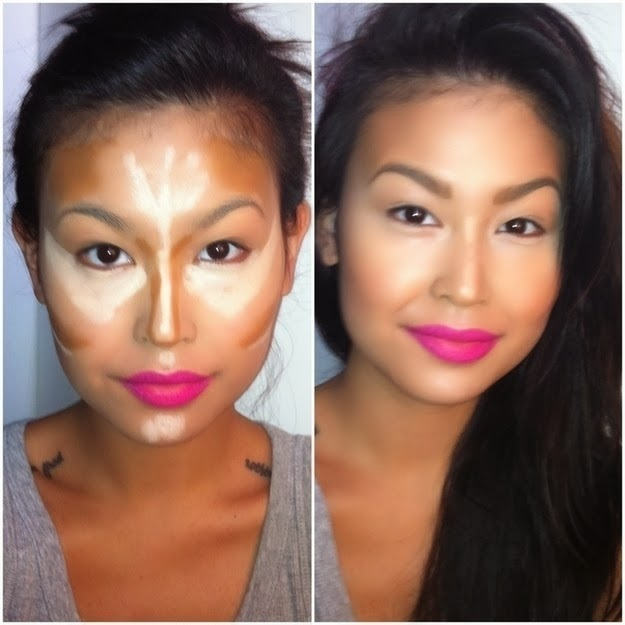 How to do Highlighting and Contouring