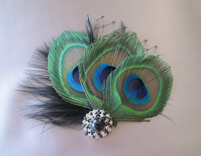 Burlesque Feather Fans