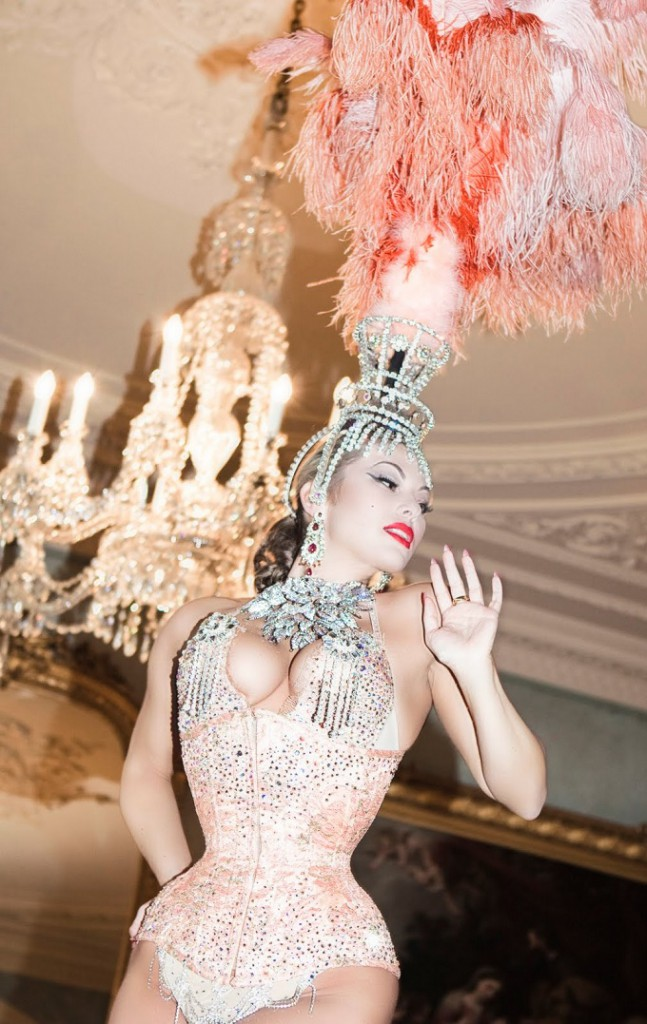 Burlesque Headdress