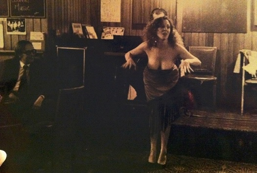 1980s Burlesque