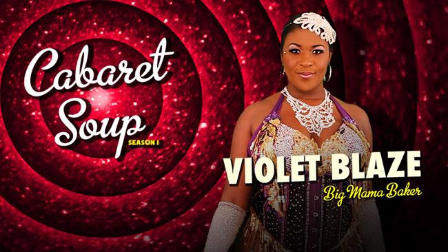 Violet Blaze