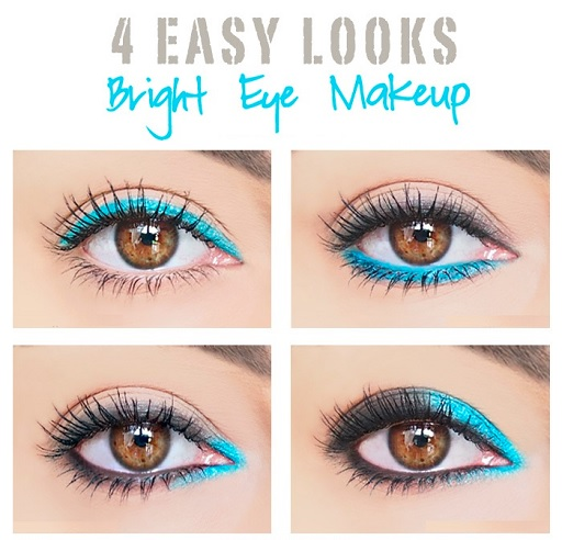The Latest Eye Makeup Trends 2014