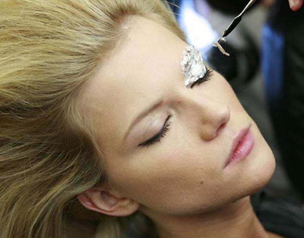 Foil Makeup