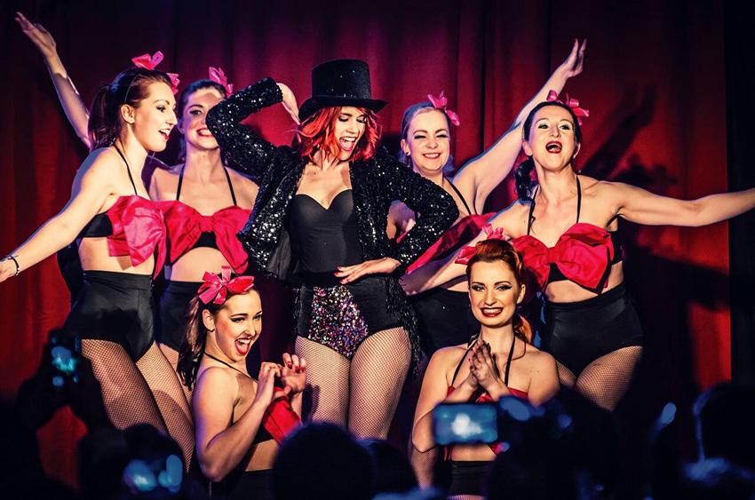 Burlesque in