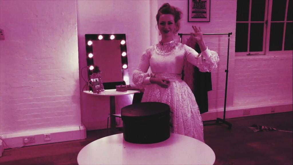 Lydia Thompson Burlesque