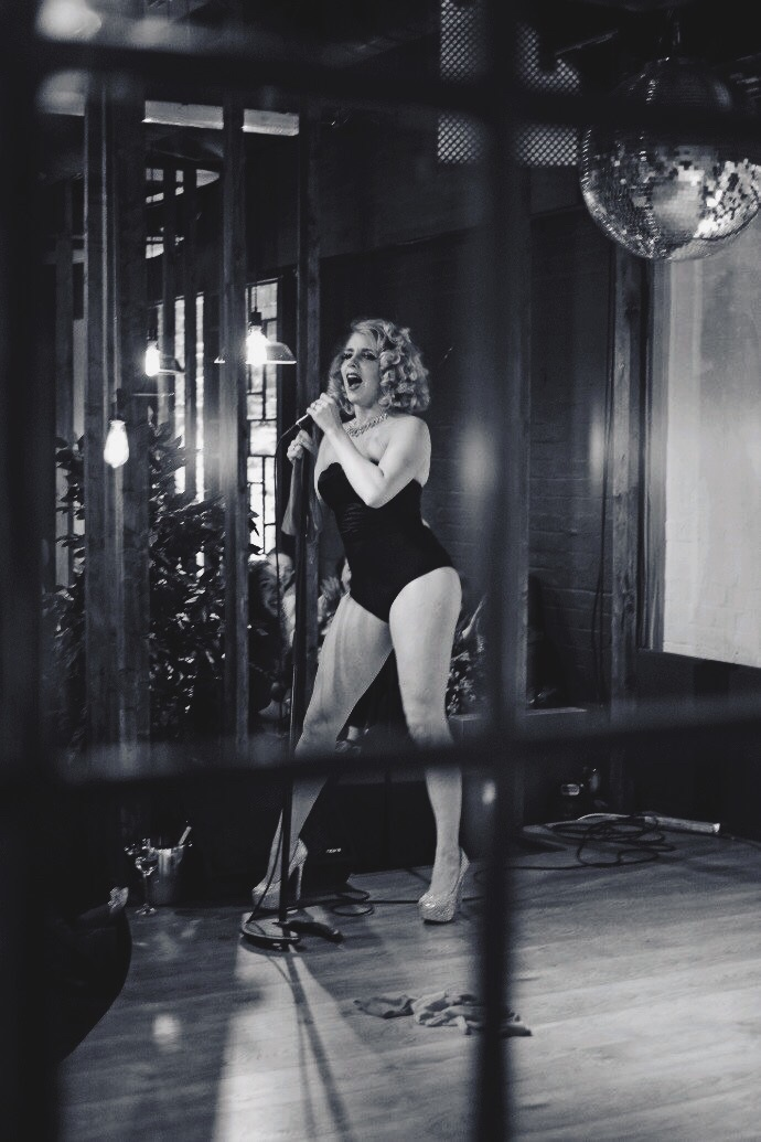 Burlesque Lingerie