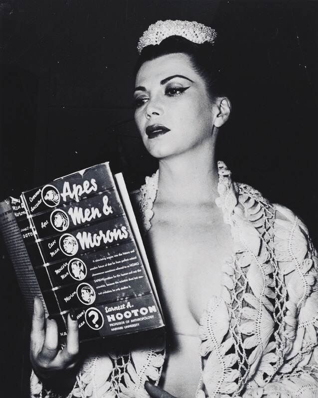 Sherry Britton Burlesque